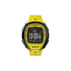 Pulsometr zegarek sportowy Timex Ironman® 150 Lap. Szare zegarki męskie Timex, szklane. Za 289,00 zł.