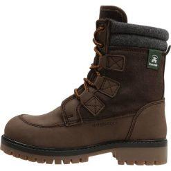 Buty sportowe chłopięce: Kamik TAKODALO Buty trekkingowe brown