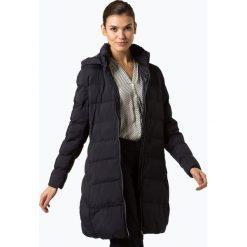 Opus - Damski płaszcz pikowany – Hinja, niebieski. Niebieskie płaszcze damskie Opus. Za 649,95 zł.