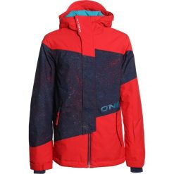 O'Neill THUNDER PEAK Kurtka snowboardowa blue. Niebieskie kurtki chłopięce sportowe marki bonprix, z kapturem. W wyprzedaży za 407,20 zł.
