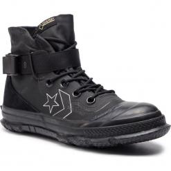Trampki CONVERSE - Fastbreak Mc18 Hi 162586C Black/Black. Czarne trampki męskie marki Converse, z gore-texu. W wyprzedaży za 449,00 zł.
