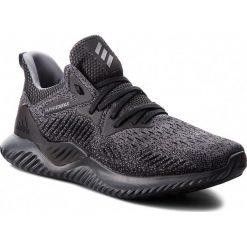 Buty adidas - Alphabounce Beyond M AQ0573 Carbon/Grethr/Cblack. Czarne buty do biegania męskie marki Adidas. W wyprzedaży za 279,00 zł.