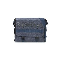 Aktówki damskie: Teczki Superdry  MERCHANT MESSENGER BAG