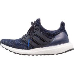 Adidas Performance ULTRABOOST  Obuwie do biegania treningowe trace blue/legend ink/core black. Niebieskie buty sportowe chłopięce adidas Performance, z materiału. W wyprzedaży za 421,85 zł.