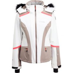 Icepeak NICKAN  Kurtka snowboardowa optic white. Białe kurtki damskie narciarskie marki Icepeak, z elastanu. W wyprzedaży za 569,25 zł.