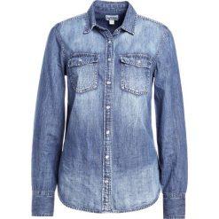 Koszule wiązane damskie: J.CREW WESTERN CHAMBRAY Koszula vintage indigo