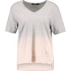 T-shirty damskie: Scotch & Soda Tshirt z nadrukiem grey melange