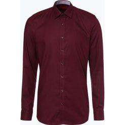 Finshley & Harding - Koszula męska łatwa w prasowaniu, czerwony. Czarne koszule męskie non-iron marki Finshley & Harding, w kratkę. Za 179,95 zł.