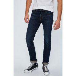 Levi's - Jeansy Zebroid. Brązowe jeansy męskie slim Levi's®, z bawełny. Za 399,90 zł.