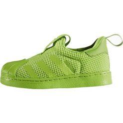 Adidas Originals SUPERSTAR 360 SC I Tenisówki i Trampki sesogr. Zielone trampki chłopięce marki adidas Originals, z materiału. W wyprzedaży za 137,40 zł.