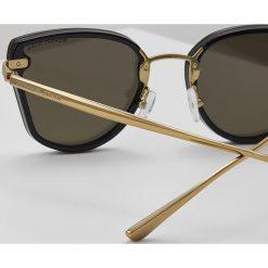 Michael Kors SANIBEL Okulary przeciwsłoneczne goldcoloured/black. Żółte okulary przeciwsłoneczne damskie lenonki Michael Kors. Za 659,00 zł.