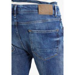 Pier One Jeansy Slim Fit blue denim. Niebieskie rurki męskie marki Pier One. Za 129,00 zł.
