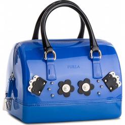 Torebka FURLA - Candy Cupido 961698 B BQA8 J62 Ginepro e. Niebieskie torebki klasyczne damskie Furla, z tworzywa sztucznego. W wyprzedaży za 809,00 zł.