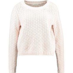 Swetry klasyczne damskie: Betty & Co Sweter vanilla beige