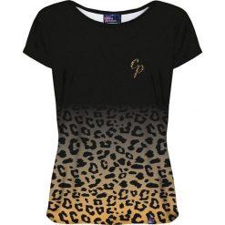 Colour Pleasure Koszulka damska CP-034 260 czarno-żółta r. XXXL/XXXXL. T-shirty damskie Colour pleasure. Za 70,35 zł.