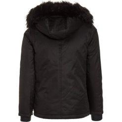 Hummel THERESA  Kurtka zimowa black. Czarne kurtki chłopięce zimowe marki Hummel, z materiału. W wyprzedaży za 295,20 zł.