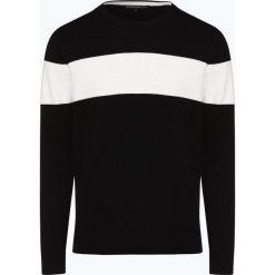 Drykorn - Sweter męski z dodatkiem kaszmiru – Clin, czarny. Czarne swetry klasyczne męskie DRYKORN, m, z kaszmiru. Za 499,95 zł.