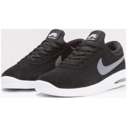 Nike SB BRUIN MAX VAPOR Tenisówki i Trampki black/cool greywhitewhitewhite. Czarne trampki męskie Nike SB, z materiału. W wyprzedaży za 399,20 zł.