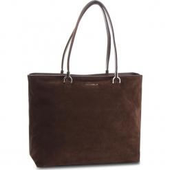 Torebka COCCINELLE - CI1 Keyla Suede E1 CI1 11 02 01 Ebano W00. Brązowe torebki klasyczne damskie Coccinelle, ze skóry. Za 1499,90 zł.