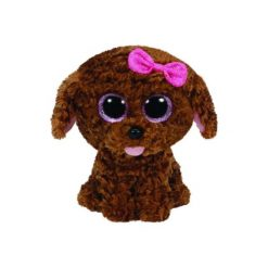 Maskotka TY INC Beanie Boos Maddie - Brązowy Piesek 24 cm 37040. Brązowe przytulanki i maskotki marki TY INC. Za 39,99 zł.