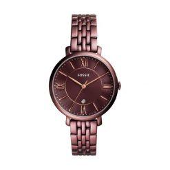 Zegarki damskie: Zegarek damski Fossil Jacqueline ES4100