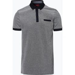 Koszulki polo: Finshley & Harding London – Męska koszulka polo, niebieski