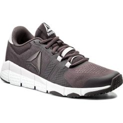 Buty Reebok - Trainflex 2.0 BS9909  Smoky/Quartz/Wht. Szare buty do fitnessu damskie marki Reebok, z materiału. W wyprzedaży za 199,00 zł.