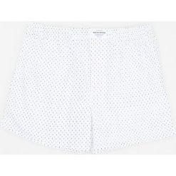 Bokserki męskie: Bokserki we wzory – Biały