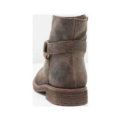 Felmini CREPA Ankle boot tobacco. Brązowe botki damskie na zamek Felmini, z materiału. Za 549,00 zł.