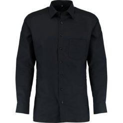 Koszule męskie na spinki: OLYMP Luxor REGULAR FIT Koszula biznesowa schwarz
