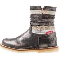 Botki damskie lity: Shoesme Botki silver