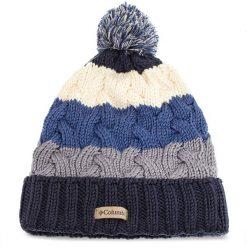 Czapka COLUMBIA - Carson Pass Beanie 1621821 Nocturnal 591. Niebieskie czapki damskie Columbia, z materiału. Za 104,99 zł.
