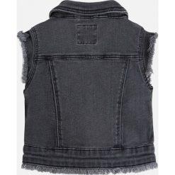 Mayoral - Bezrękawnik dziecięcy 98-134 cm. Szare kurtki dziewczęce przeciwdeszczowe marki DOMYOS, z elastanu, z kapturem. Za 134,90 zł.