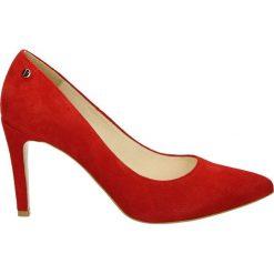 Buty ślubne damskie: Czółenka - 2513 CAM ROSS