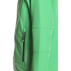 CMP BOY JACKET FIX HOOD Kurtka z polaru menta/antracite. Zielone kurtki dziewczęce sportowe marki CMP, z elastanu. W wyprzedaży za 143,65 zł.