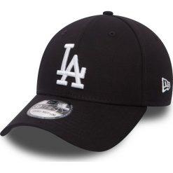 New Era - Czapka League Essential. Czarne czapki z daszkiem męskie New Era. W wyprzedaży za 79,90 zł.