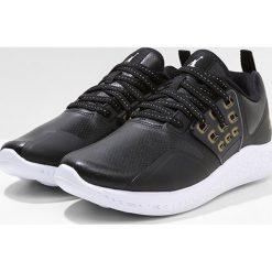 Jordan GRIND Obuwie do koszykówki black/gold. Czarne trampki męskie Jordan, z materiału. Za 479,00 zł.