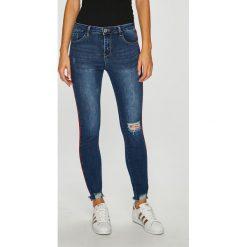Haily's - Jeansy Tara. Niebieskie jeansy damskie rurki Haily's, z bawełny. Za 169,90 zł.