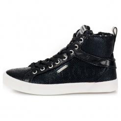 Pepe Jeans Tenisówki Damskie Stark Luxor 37 Czarny. Czarne tenisówki damskie marki Pepe Jeans, z jeansu, za kostkę. Za 366,00 zł.