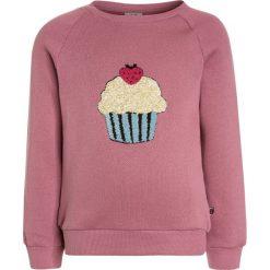 Bluzy chłopięce: Småfolk WITH CUPCAKE Bluza mesa rose