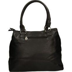 TOREBKA 9723. Czarne torebki klasyczne damskie Casu. Za 49,99 zł.