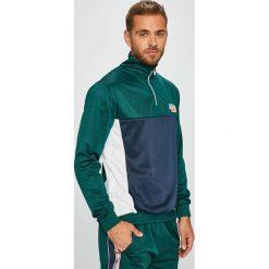 Ellesse - Bluza. Brązowe bluzy męskie rozpinane marki SOLOGNAC, m, z elastanu. Za 319,90 zł.