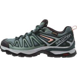 Salomon X ULTRA 3 PRIME GTX Obuwie hikingowe balsam green/darkest spruce/coral. Szare buty sportowe damskie marki Salomon. Za 569,00 zł.