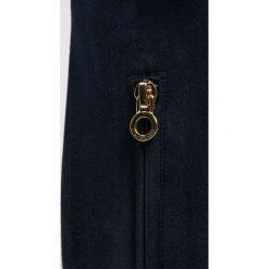 L'Autre Chose Muszkieterki navy. Niebieskie kowbojki damskie L'Autre Chose, z materiału. W wyprzedaży za 1679,20 zł.