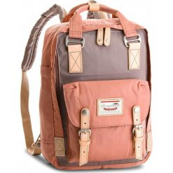 Plecak DOUGHNUT - D010-7590-F Macaroon Lavender X Rose. Czerwone plecaki męskie Doughnut. Za 349,00 zł.