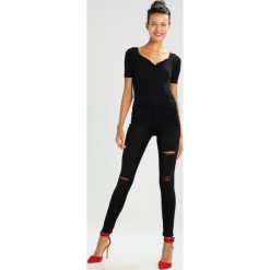Hollister Co. Jeans Skinny Fit black. Czarne jeansy damskie Hollister Co. Za 249,00 zł.