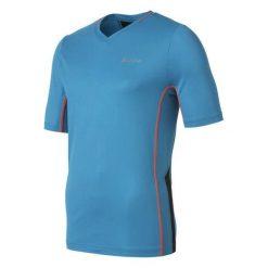 Odlo Koszulka tech. T-shirt s/s crew neck EMERU - 346132 - 346132/25801/XXL. Niebieskie koszulki sportowe męskie marki Odlo, l. Za 109,46 zł.