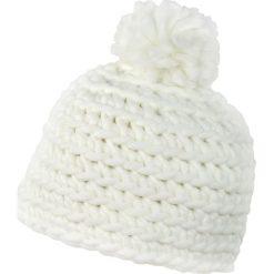 Czapka damska Przytulna biała. Czarne czapki zimowe damskie marki BIG STAR, z gumy. Za 32,73 zł.