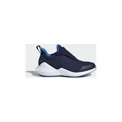 Trampki Dziecko  adidas  Buty FortaRun. Niebieskie trampki chłopięce Adidas. Za 179,00 zł.