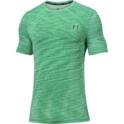 Under Armour Koszulka męska Threadborne Seamless M zielona r. M (1289596-299). Szare t-shirty męskie marki Under Armour, z elastanu, sportowe. Za 129,00 zł.